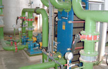 Plate Heat exchanger, Spain